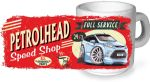 Koolart PERTOLHEAD SPEED SHOP Design For New Mk7 Ford Fiesta ST Ceramic Tea Or Coffee Mug